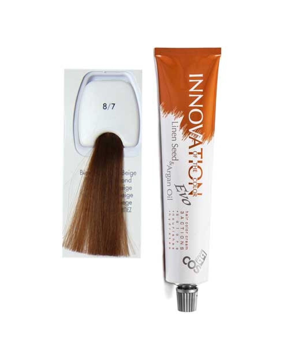 Краска для волос эво фото волос