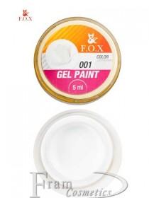 Гель краска FOX Gel paint 5 мл