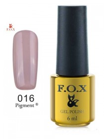 016 FOX gold Pigment 6ml