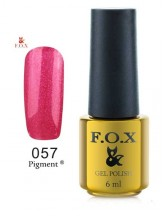 057 FOX gold Pigment 6ml