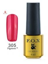 305 FOX gold Pigment 6ml