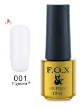 001 FOX gold Pigment 12ml