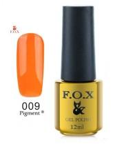 009 FOX gold Pigment 12ml