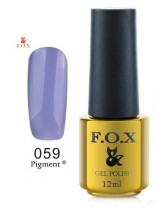 059 FOX gold Pigment 12ml
