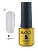 109 FOX gold Pigment 12ml