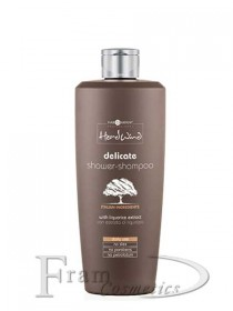 Мягкий шампунь-гель для душа Hair Company 400ml