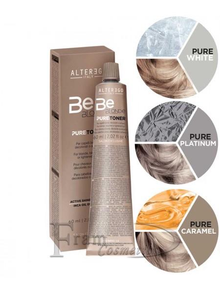Тонирующая крем краска для волос Alter Ego Pure Toner