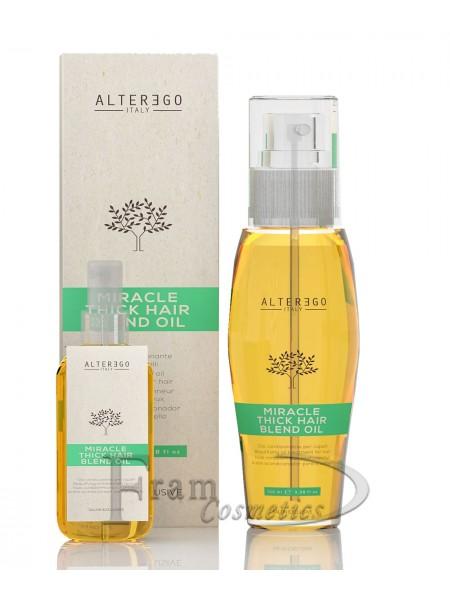 Омолаживающее масло для волос Alter Ego Arganikare Tropiсal