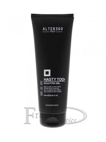 Гель-флюид для укладки волос экстра сильной фиксации Alter Ego