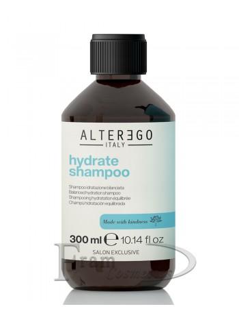Увлажняющий шампунь для волос Alter Ego Hydrate