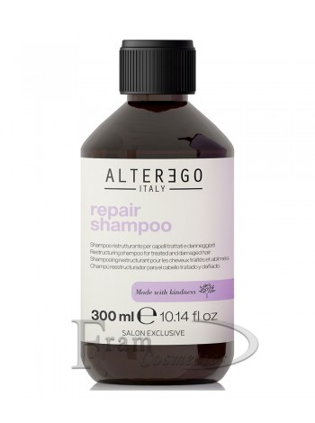 Шампунь реструктуризация для поврежденных волос Alter Ego Repair