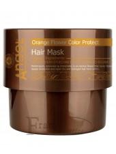 Маска защитная для окрашенных волос «Сияющий цвет» с цветком апельсина Angel Provence