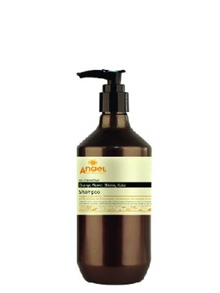Шампунь для окрашенных волос «Сияющий цвет» Angel Provence