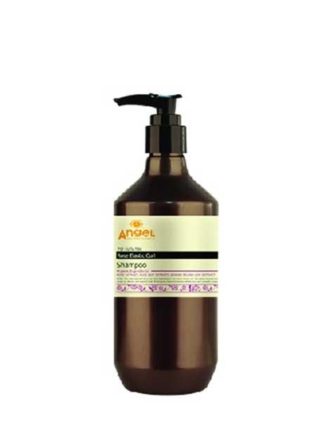 Шампунь для вьющихся волос с экстрактом розы Angel Provence