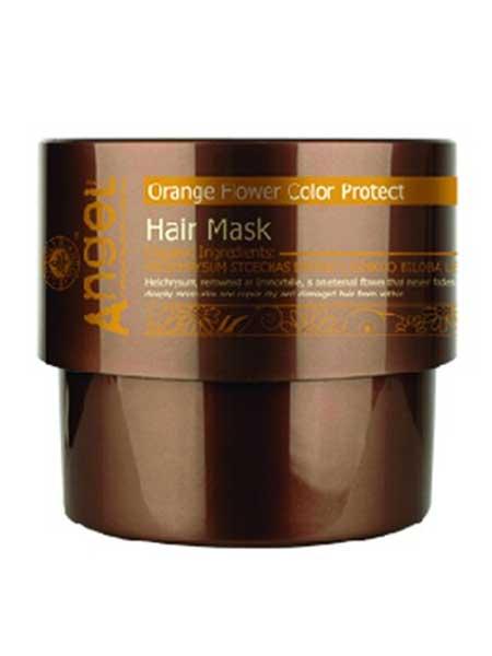 Маска для окрашенных волос «Сияющий цвет» Angel Provence 500ml