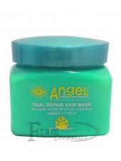 Маска двойного действия Angel для восстановления и питания поврежденных волос