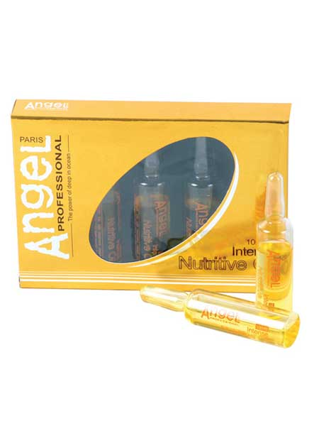 Масло Intense Nutritive Oil - Angel Professional 5*10мл