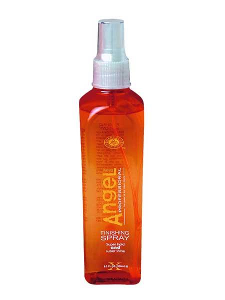Лак для волос экстра сильной фиксации Angel Professional
