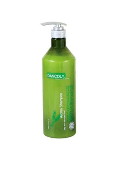 Арома-шампунь для сухих и повреждённых волос Dancoly 1L