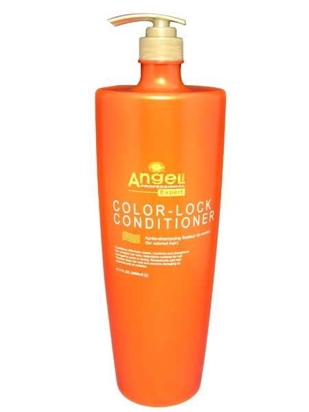 """Кондиционер """"Защита цвета"""" для окрашенных волос Angel 2L"""