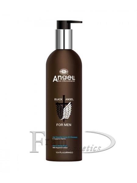 Гель для волос и тела Angel Professional