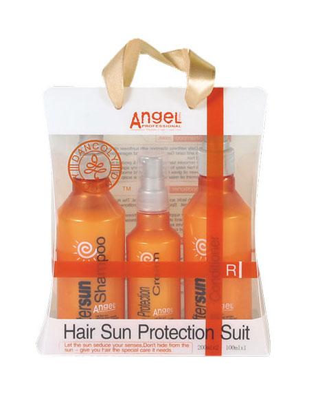 """Набор """"Защита от солнца"""" Angel Professional 500ml"""