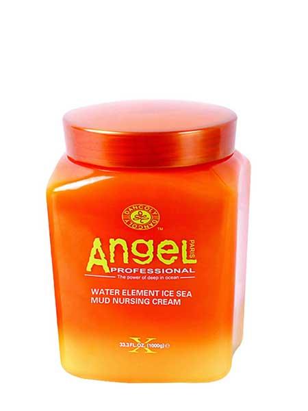 Питательный крем с замороженной морской грязью Angel 500g