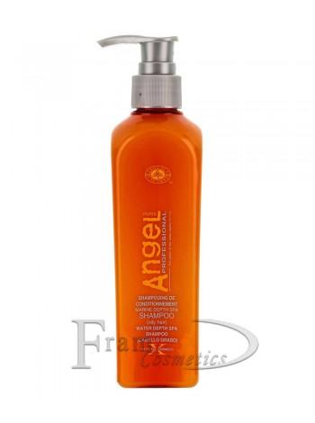 Шампунь для жирных волос Angel Professional
