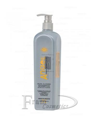 Шампунь жемчужный блеск для светлых волос Angel Professional