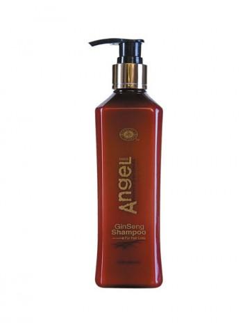 Шампунь с женьшенем от выпадения волос.Angel Professional