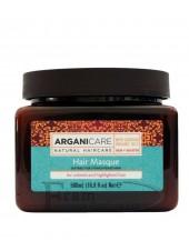 Маска для окрашенных и осветленных волос ArganiCare