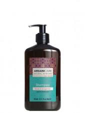 Шампунь для сухих и поврежденных волос ArganiCare 400ml