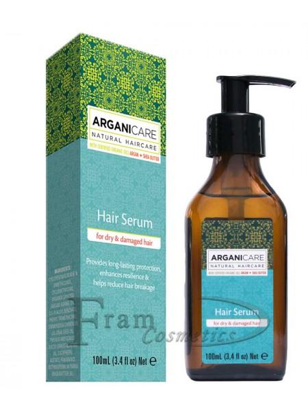 Сыворотка для сухих и поврежденных волос ArganiCare