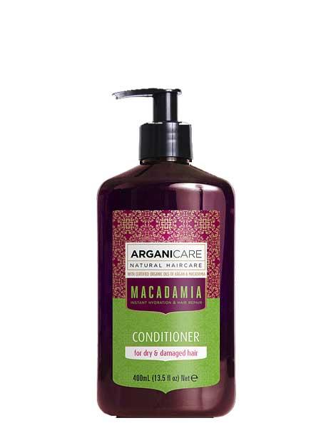 Кондиционер для сухих волос Macadamia 400ml