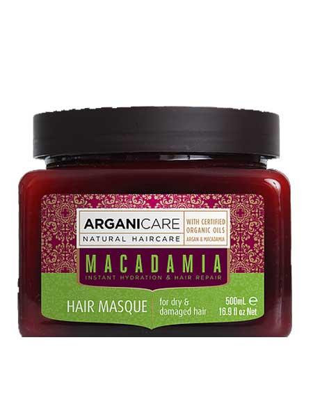 Маска для сухих и поврежденных волос ArganiCare Macadamia