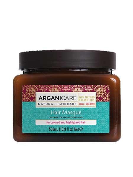 Маска для окрашенных волос ArganiCare 500ml
