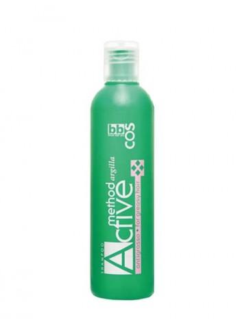 Шампунь для жирных волос BBcos Method Active