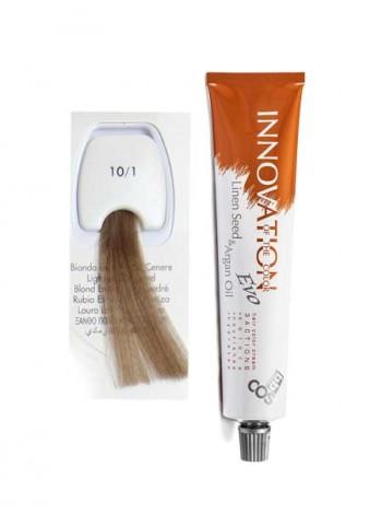 """10/1 Краска для волос BBcos Innovation """"светлый пепельный блонд"""""""