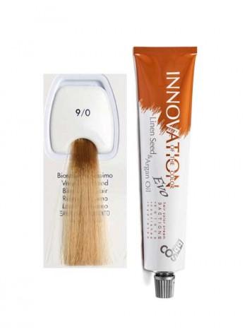"""9/0 Краска для волос BBcos Innovation """"очень светлый блонд"""""""