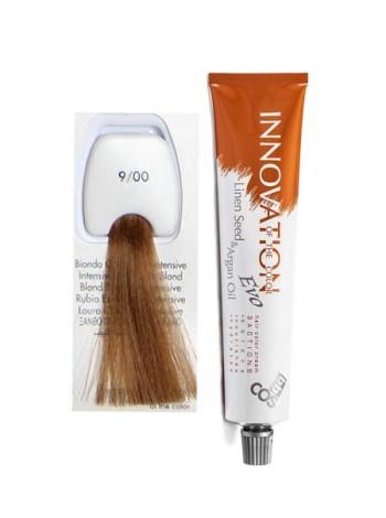 """9/00 Краска для волос BBcos Innovation """"интенсивный очень сильный блонд"""""""
