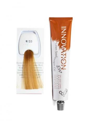 """9/33 Краска для волос BBcos Innovation """"светлый блондин золотистый"""""""