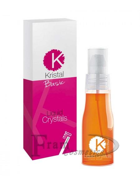 Жидкие кристаллы для блеска волос BBcos Kristal Basic