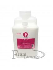 Шампунь с миндальным молочком BBcos Kristal Basic