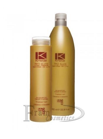 Шампунь для поврежденных волос BBcos Kristal