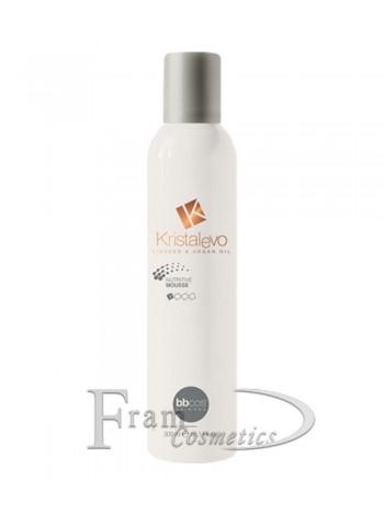 Питательный мусс для волос bbcos Kristal Evo