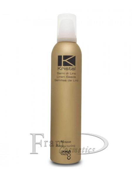Мусс восстанавливающий для волос Bbcos Kristal