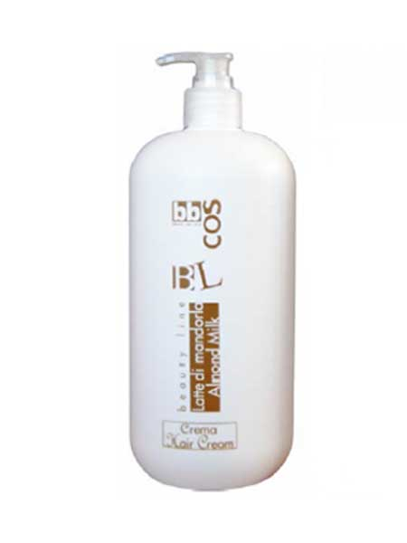 Бальзам для волос с миндальным молочком Bbcos 1L