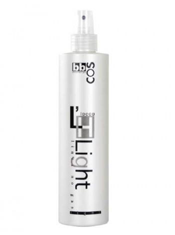 Эко-лак для волос легкой фиксации BBcos (Light)