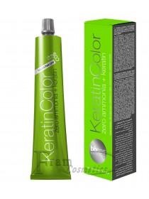 Безаммиачная краска для волос BBcos Keratin Color