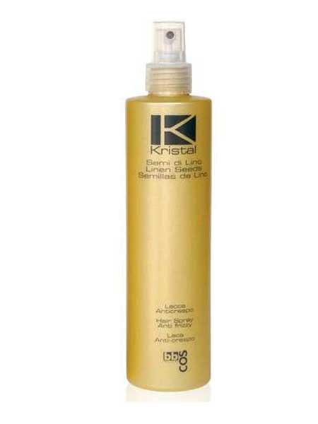 Лак-спрей экологический для выпрямления волос BBcos